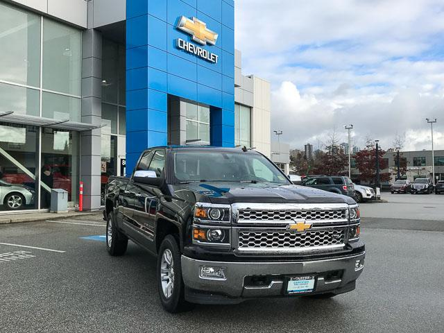 2014 Chevrolet Silverado 1500 2LZ (Stk: 8R03351) in North Vancouver - Image 2 of 26