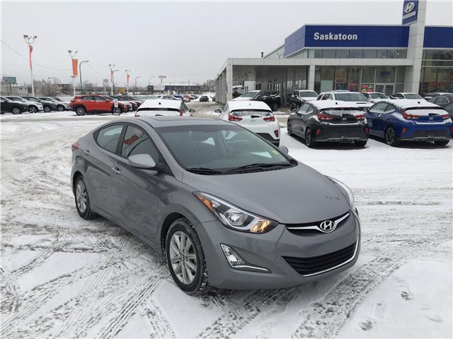 2015 Hyundai Elantra Sport Appearance (Stk: 38454A) in Saskatoon - Image 1 of 26