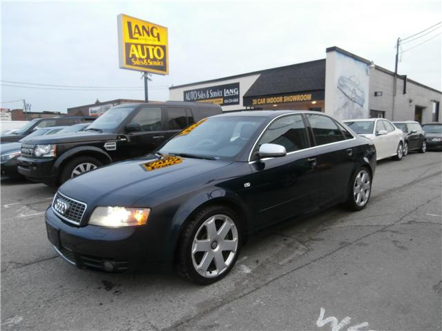 2004 Audi S4 4.2 (Stk: 16023) in Etobicoke - Image 2 of 16
