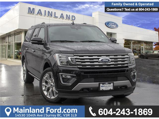 2018 Ford Expedition Max Limited (Stk: 8EX4766) in Surrey - Image 1 of 30