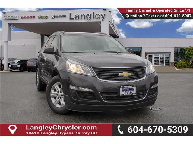 2016 Chevrolet Traverse LS (Stk: EE899310) in Surrey - Image 1 of 23
