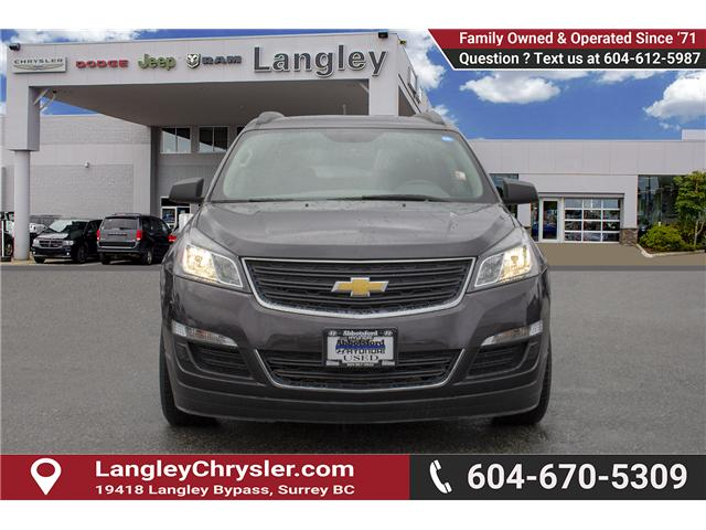 2016 Chevrolet Traverse LS (Stk: EE899310) in Surrey - Image 2 of 23