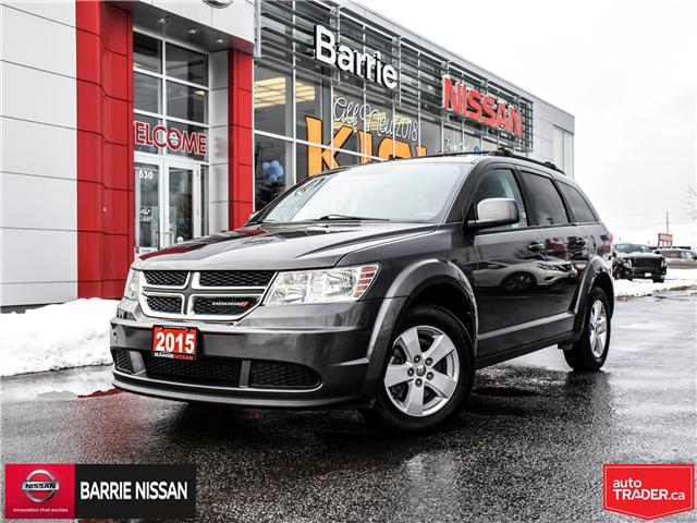 2015 Dodge Journey CVP/SE Plus (Stk: 18779A) in Barrie - Image 1 of 24