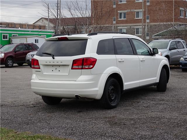 2011 Dodge Journey Canada Value Package (Stk: ) in Oshawa - Image 3 of 12
