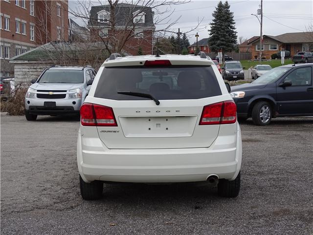 2011 Dodge Journey Canada Value Package (Stk: ) in Oshawa - Image 4 of 12