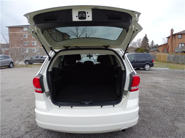 2011 Dodge Journey Canada Value Package (Stk: ) in Oshawa - Image 6 of 12