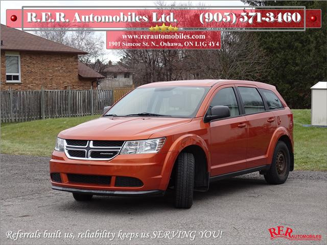 2011 Dodge Journey Canada Value Package (Stk: ) in Oshawa - Image 1 of 12