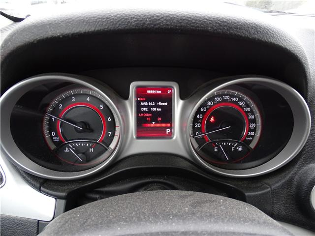 2011 Dodge Journey Canada Value Package (Stk: ) in Oshawa - Image 8 of 12