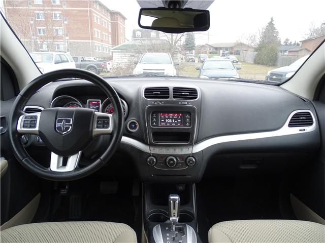 2011 Dodge Journey Canada Value Package (Stk: ) in Oshawa - Image 9 of 12