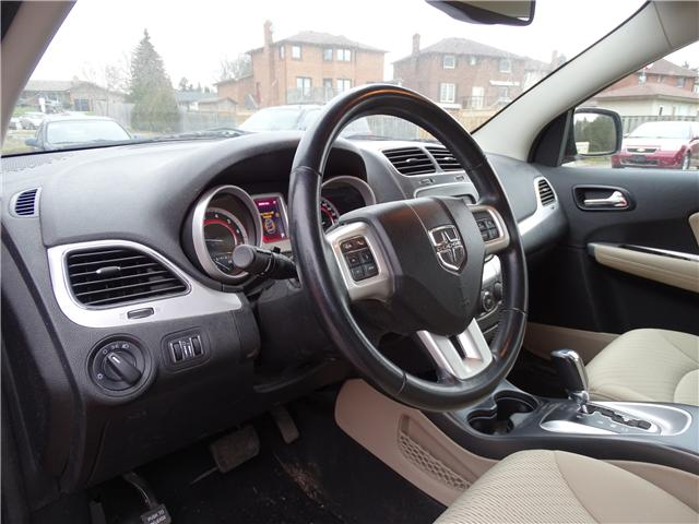 2011 Dodge Journey Canada Value Package (Stk: ) in Oshawa - Image 10 of 12