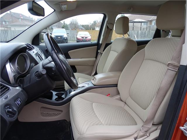 2011 Dodge Journey Canada Value Package (Stk: ) in Oshawa - Image 11 of 12