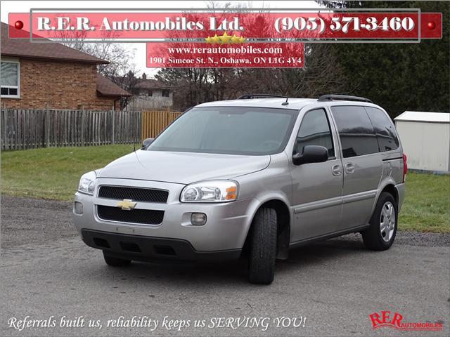2009 Chevrolet Uplander LT2 (Stk: ) in Oshawa - Image 1 of 14