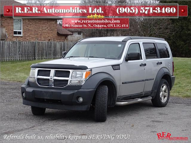 2007 Dodge Nitro SE/SXT (Stk: ) in Oshawa - Image 1 of 12