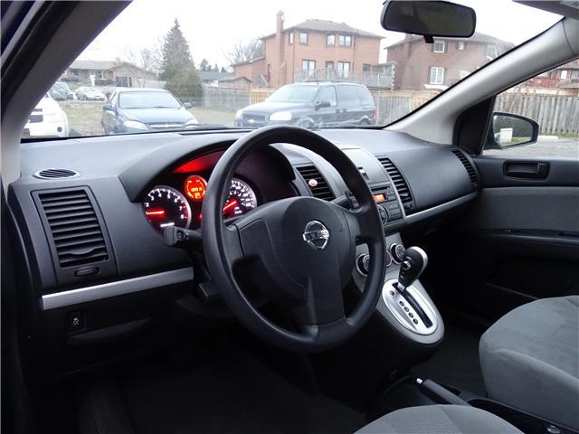 2012 Nissan Sentra 2.0 (Stk: ) in Oshawa - Image 9 of 11