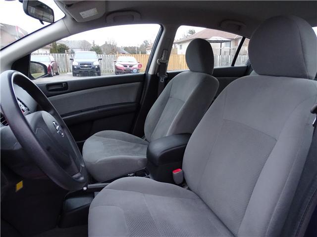 2012 Nissan Sentra 2.0 (Stk: ) in Oshawa - Image 10 of 11