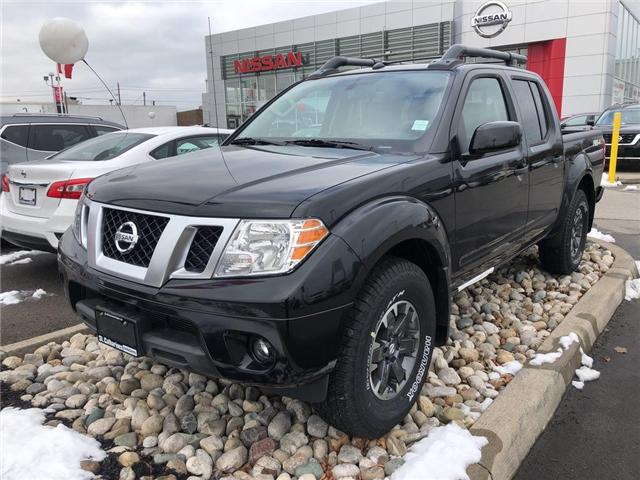 2019 Nissan Frontier PRO-4X (Stk: FR19003) in St. Catharines - Image 1 of 5