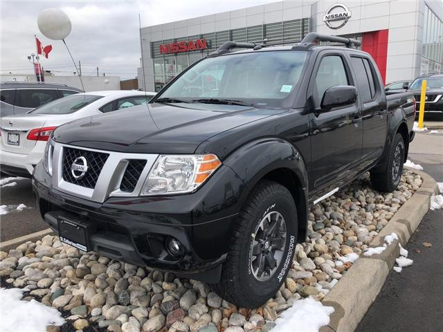 2019 Nissan Frontier PRO-4X (Stk: FR19003) in St. Catharines - Image 2 of 5