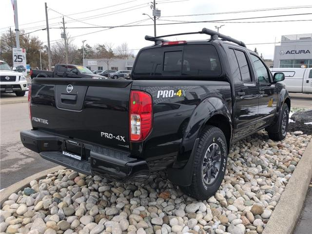 2019 Nissan Frontier PRO-4X (Stk: FR19003) in St. Catharines - Image 4 of 5