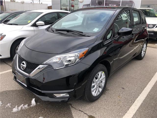 2019 Nissan Versa Note SV (Stk: VE19001) in St. Catharines - Image 1 of 5