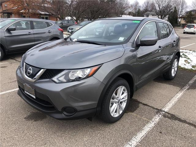 2019 Nissan Qashqai  (Stk: QA19001) in St. Catharines - Image 2 of 5