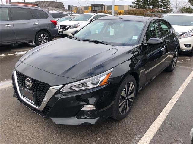 2019 Nissan Altima 2.5 SV (Stk: AL19001) in St. Catharines - Image 1 of 5