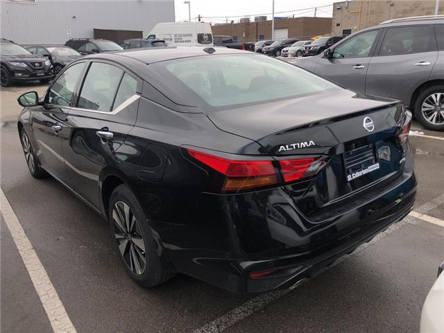 2019 Nissan Altima 2.5 SV (Stk: AL19001) in St. Catharines - Image 3 of 5