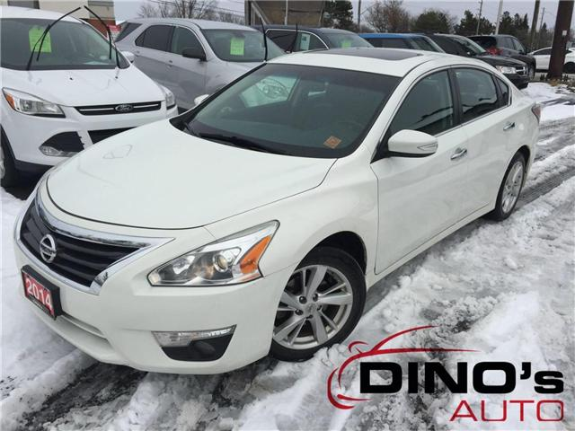 2014 Nissan Altima 2.5 (Stk: 362146) in Orleans - Image 1 of 30