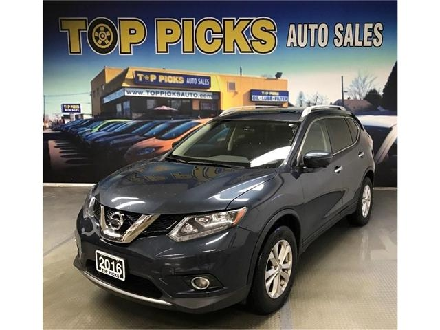2016 Nissan Rogue SV (Stk: 770501) in NORTH BAY - Image 1 of 23