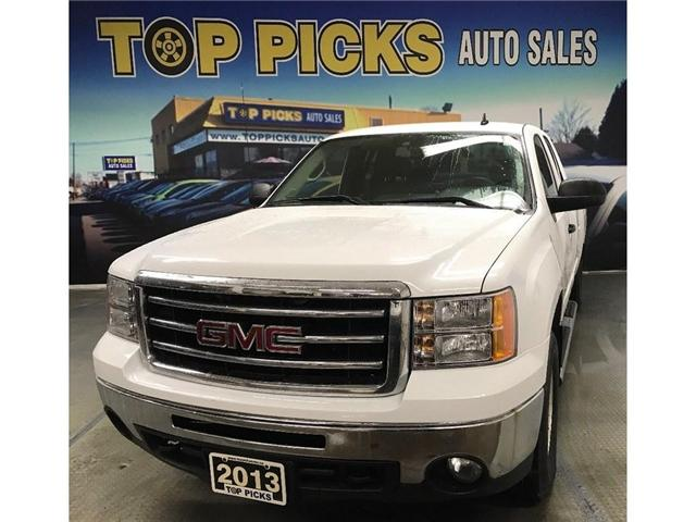 2013 GMC Sierra 1500 SLE (Stk: 154576) in NORTH BAY - Image 1 of 20