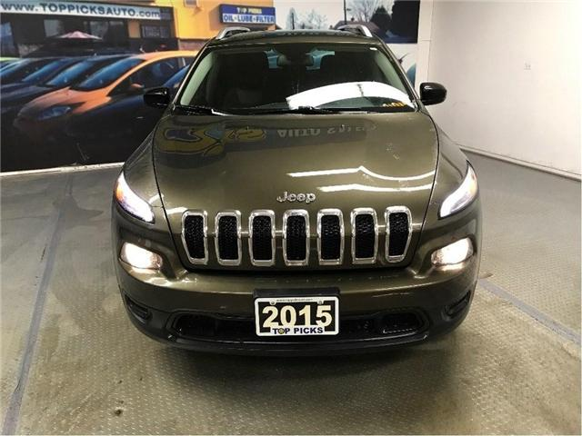 2015 Jeep Cherokee Sport (Stk: 695640) in NORTH BAY - Image 2 of 20