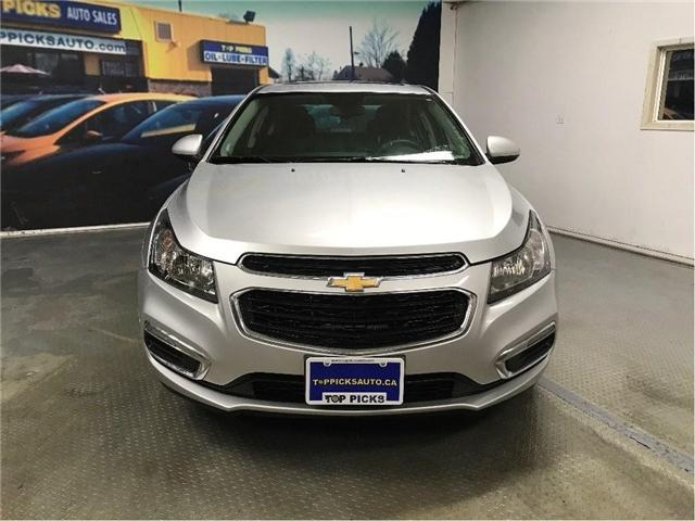 2016 Chevrolet Cruze Limited 1LT (Stk: 203609) in NORTH BAY - Image 2 of 24