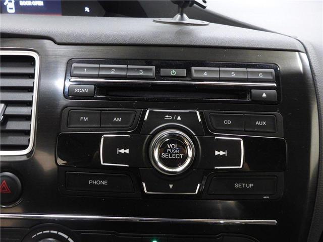 2013 Honda Civic LX (Stk: 181030146) in Calgary - Image 24 of 30