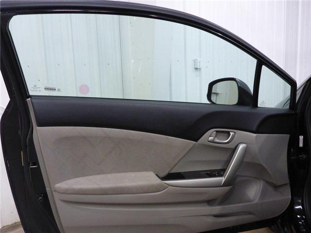 2013 Honda Civic LX (Stk: 181030146) in Calgary - Image 26 of 30