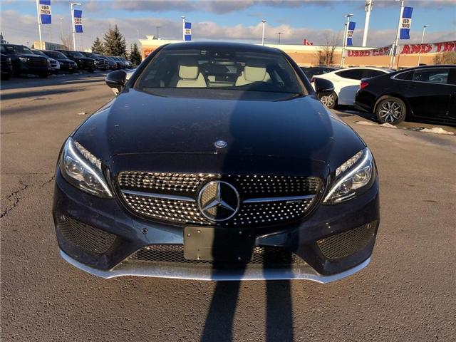 2017 Mercedes-Benz C-Class AMG 43 ACCIDENT FREE NAVIGATION CAMERA ONE OWNER  (Stk: PL17646) in BRAMPTON - Image 2 of 18