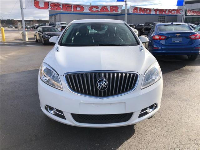 2014 Buick Verano LEATHER PKG|NAV|SIDE BLINDZONE ALERT|MUCH MORE| (Stk: 090563A) in BRAMPTON - Image 2 of 17