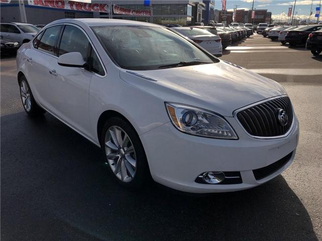 2014 Buick Verano LEATHER PKG|NAV|SIDE BLINDZONE ALERT|MUCH MORE| (Stk: 090563A) in BRAMPTON - Image 3 of 17