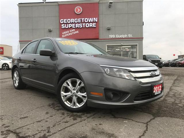 2012 Ford Fusion SE | SIRIUS RADIO | ALLOY WHEELS | FOG LIGHTS (Stk: P11436) in Georgetown - Image 2 of 26