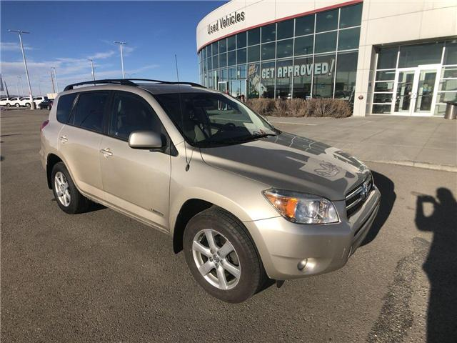 2008 Toyota RAV4 Limited V6 (Stk: 2801857A) in Calgary - Image 2 of 15