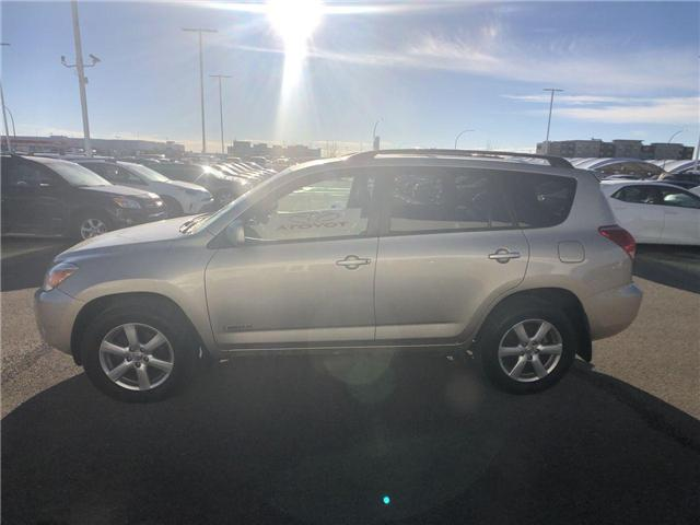 2008 Toyota RAV4 Limited V6 (Stk: 2801857A) in Calgary - Image 5 of 15