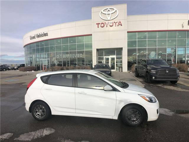 2015 Hyundai Accent GL (Stk: 2960030A) in Calgary - Image 1 of 14