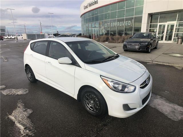 2015 Hyundai Accent GL (Stk: 2960030A) in Calgary - Image 2 of 14