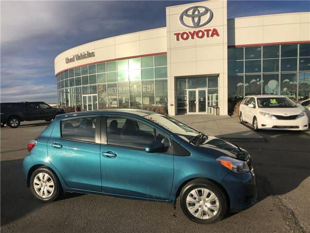 2014 Toyota Yaris LE (Stk: 2860369A) in Calgary - Image 1 of 14