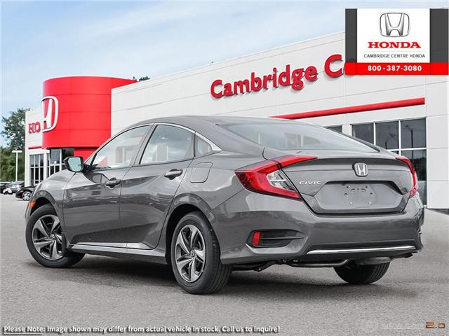 2019 Honda Civic LX (Stk: 19160) in Cambridge - Image 4 of 24