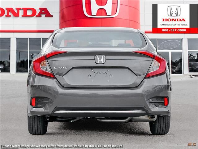 2019 Honda Civic LX (Stk: 19160) in Cambridge - Image 5 of 24