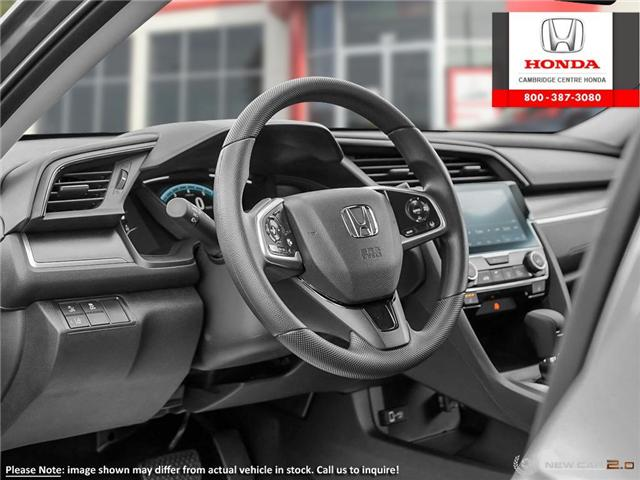 2019 Honda Civic LX (Stk: 19160) in Cambridge - Image 12 of 24