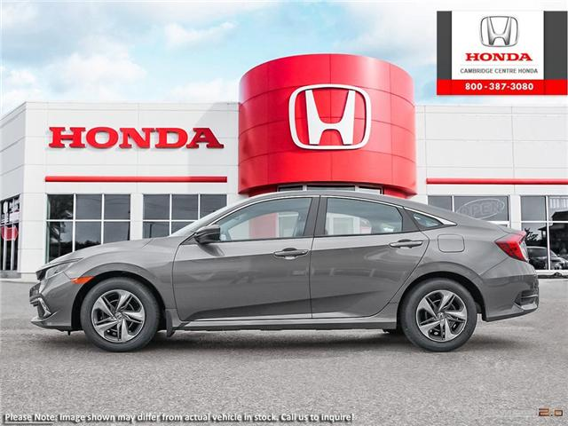 2019 Honda Civic LX (Stk: 19162) in Cambridge - Image 3 of 24