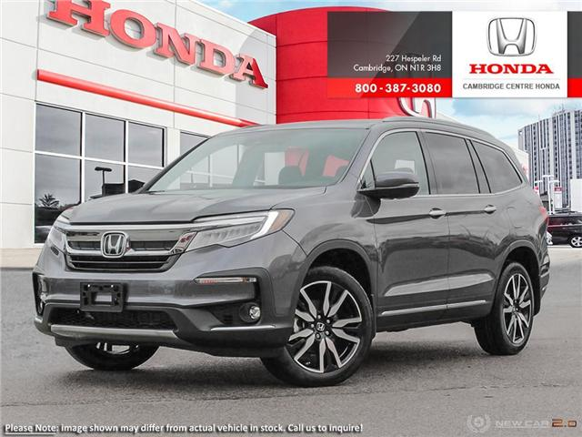 2019 Honda Pilot Touring (Stk: 19169) in Cambridge - Image 1 of 23