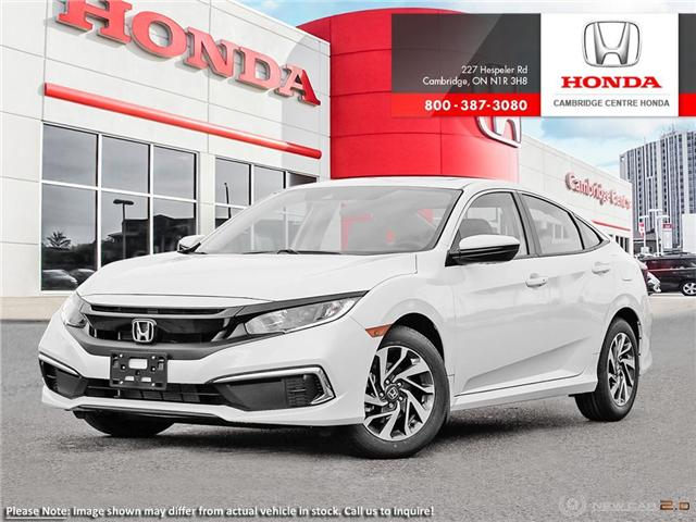 2019 Honda Civic EX (Stk: 19187) in Cambridge - Image 1 of 24