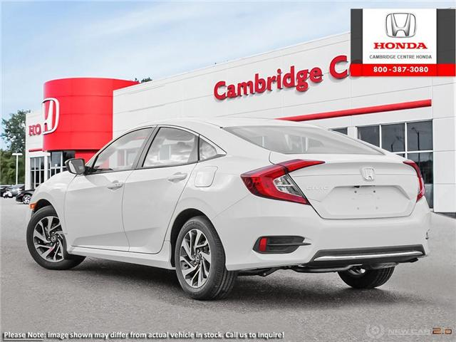 2019 Honda Civic EX (Stk: 19187) in Cambridge - Image 4 of 24