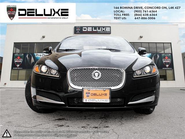 2012 Jaguar XF Portfolio (Stk: D0501) in Concord - Image 2 of 20